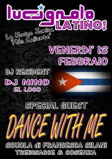 Lucignolo latino - 13 Febbraio 2015 - Matera