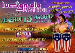 Lucignolo latino - 15 Maggio 2015 - Matera