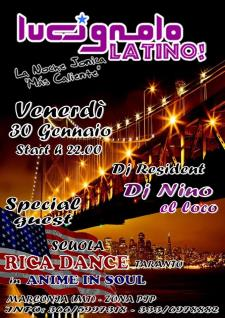 Lucignolo latino - 30 Gennaio 2015 - Matera