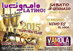 Lucignolo latino - 3 Gennaio 2015 - Matera