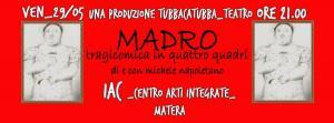 Madro - Venerdì allo IAC - 28 Maggio 2015 - Matera
