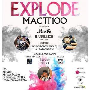 MAK PI 100 - 11 Aprile 2015 - Matera