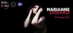 Marianne Dissard live - 9 Maggio 2015 - Matera