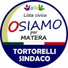 Matera: Angelo Tortorelli, candidato sindaco OSIAMO incontra la stampa - Matera