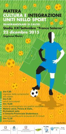 Matera cultura e integrazione – Uniti nello Sport - Matera