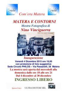 MATERA E CONTORNI - Matera