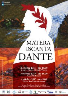 Matera inCanta Dante - Matera
