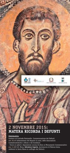 Matera ricorda i Defunti - 2 Novembre 2015 - Matera