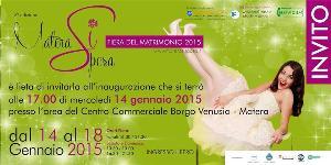 Matera Si Sposa 2015 - Matera
