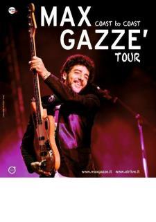 Max Gazzè in concerto - 12 Settembre 2015 - Matera