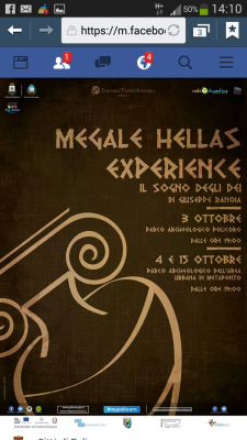 Megale Hellass Experience  - Matera