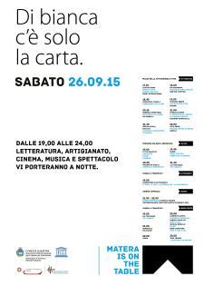 Miott 2015 - Matera
