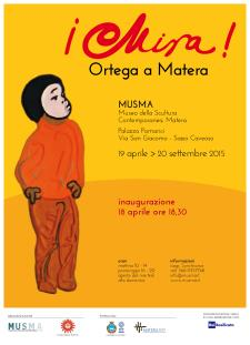 Mira! Ortega a Matera  - Matera