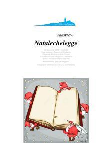 Natale che Legge - 24 Dicembre 2015 - Matera