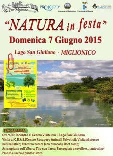 Natura in Festa - 7 Giugno 2015 - Matera