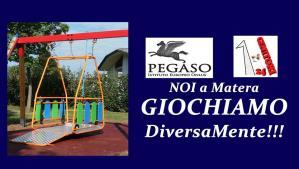 Noi a Matera GIOCHIAMO DiversaMente - 25 luglio 2015 - Matera