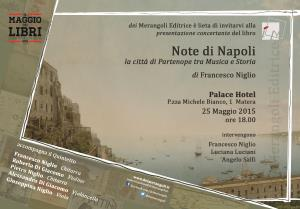Note di Napoli di Francesco Niglio - Matera