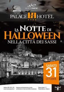 Notte di Halloween - 31 Ottobre 2015 - Matera