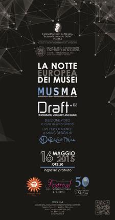 Notte europea dei Musei 2015  - Matera