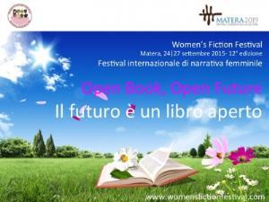 Open Book Open Future. Il Futuro � un libro aperto - Matera