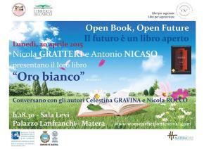 Oro Bianco - 20 Aprile 2015 - Matera