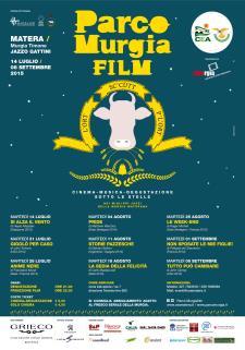 Parcomurgiafilm 2015 - Matera