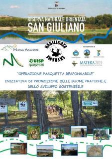 Pasquetta nella Riserva - 6 Aprile 2015 - Matera