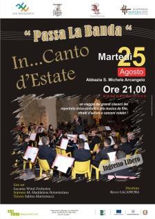 Passa la Banda .- 25 Agosto 2015 - Matera