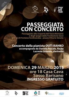 Passeggiata concerto  - Matera