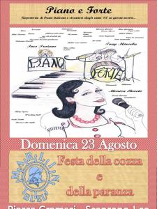 Piano & Forte live - 23 Agosto 2015 - Matera