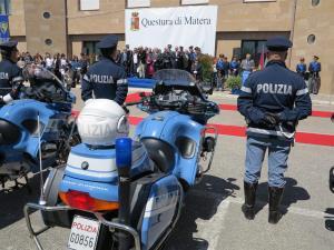 Polizia di Stato di Matera  - Matera