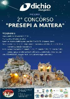 """Premiazione della 2a mostra-concorso """"Presepi a Matera""""  - Matera"""