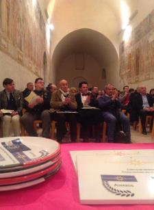 Premio Antichi Sapori -Consumo di Qualità  (foto di http://www.qualityawards.pw/) - Matera