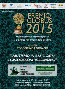 Premio Globus 2015 - 14 Novembre 2015 - Matera