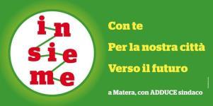Presentazione lista candidati INSIEME  - Matera