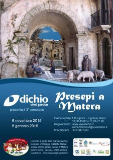 Presepi a Matera III edizione  - Matera