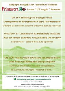 PrimaveraBioLucana2015  - Matera