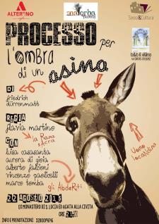 Processo per l'ombra di un asino - 22 Agosto 2015 - Matera