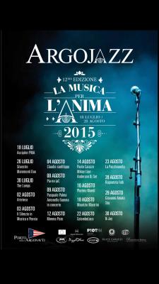 Programma di Argojazz 2015 - Matera