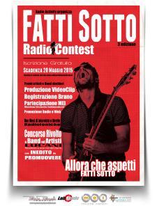 """Radio Contest """"FATTI SOTTO"""" - Matera"""