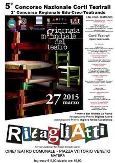 Ritagli-Atti 2015  - Matera