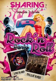 Rock 'n Roll Party  - Matera