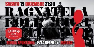 Ronda Spontanea live  - 19 Dicembre 2015 - Matera
