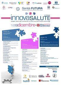"Sanità Futura: IV Forum ""Innova Salute""  - Matera"