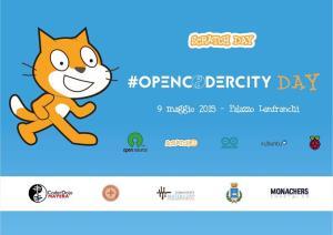 Scratch - OpenCoderCity Day - 9 Maggio 2015 - Matera