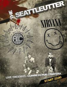 SeattleUtter@live - 19 Marzo 2015 - Matera