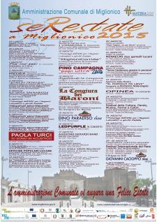 SeRestate a Miglionico 2015 - Matera