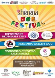 Sherena Dog Festival - 4° edizione - 31 Maggio 2015 - Matera