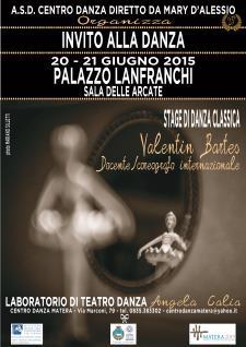 Stage di danza  - Matera