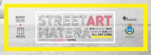 Street Art - Matera